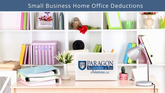 How To Take The Most In Home Office Deductions - Paragon