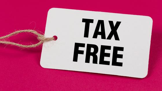 Incorporating Tax Free
