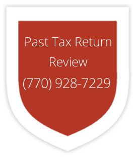 past tax return review