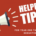 year-end tax saving deductions