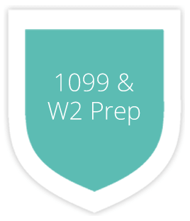 1099 and w2 preparation